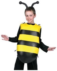 bumble bee boy - Google Search  sc 1 st  Pinterest & 105 best Bee Costumes images on Pinterest | Bees Carnivals and ...