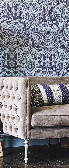 Wallpaper Sofa