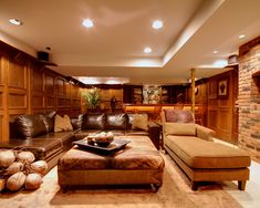 Basement Man Cave Design, Pictures, Remodel, Decor and Ideas - page 5