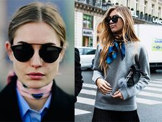 Tendencias SS16: neckerchief