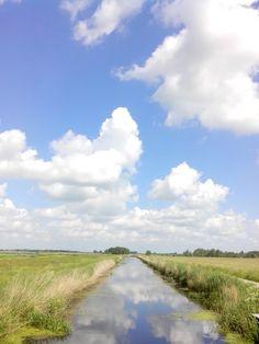 Mooie hollandse luchten