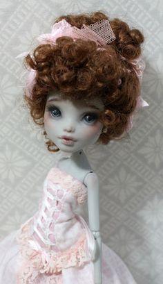 OOAK Custom Monster High Repaint by Momo Dolls Mariannette | eBay