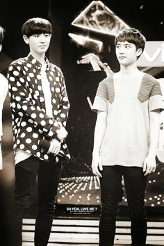 140611 EXO @ Happy Camp - Chanyeol & D.O