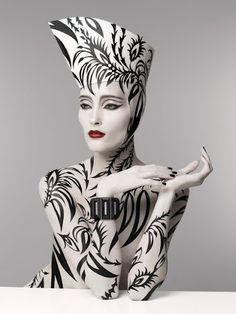 Loving body art!