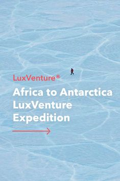 Transport yourself from the tip of South Africa to Antarctica, exploring the white deserts of Earth's southernmost continent on this exciting expedition Kruger National Park, Private Jet, African Safari, Antarctica, Luxury Travel, Continents, South Africa, Deserts, Adventure