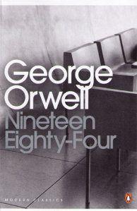 George Orwell nineteen eighty-four