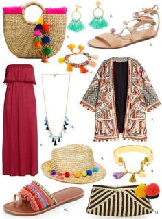 Shop for Pom-Poms and Tassels
