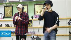 B A P 대현 & 종업 'I Remember' 라이브 LIVE / 170612[이홍기의 키스 더 라디오]