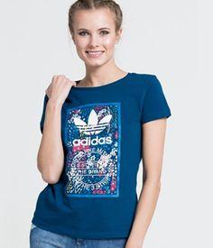 Tricou Adidas dama din bumbac Adidas, T Shirt, Tops, Women, Fashion, Supreme T Shirt, Tee, Women's, Fashion Styles