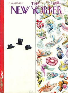 The New Yorker Cover 26 Les couvertures du magazine The New Yorker  featured design art