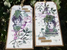 PaperArtsy: NEW from PaperArtsy {Lynne Perrella Collection} Jan 2017