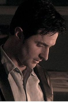 Dr Alec Track by the outrageously handsome, Richard Armitage