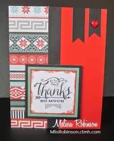 Heartfelt Sentiments: Close To My Heart New Product Blog Hop