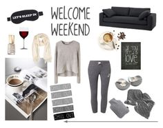 Weekend by junesdagbokpoly on Polyvore featuring art
