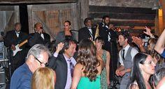 Santa Margarita / San Luis Obispo Wedding Band, The Blue Breeze Band rocks the house and raises the roof at the historic Santa Margarita Ranch in San Luis Obispo on the Central Coast of California