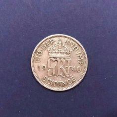 Nazi Bin 2 Collectible Coin FREE SHIP 1940 A NAZI GERMANY REICHSPFENNIG