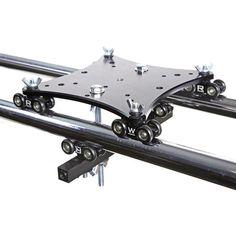 B&H Photo Video - Rigwheels Microwheel Linear Slider Carriage Metal Working Tools, Metal Tools, Diy Cnc Router, Roller Design, 3d Cnc, Decoration Originale, Cnc Plasma, Homemade Tools, Garage Workshop