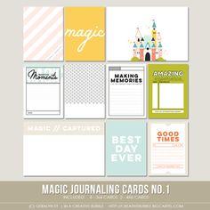 Image of Magic Journaling Cards no.1 (Digital)