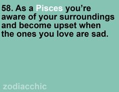Getting to know a pisces man