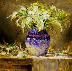 pinturas-impresionistas-cuadros-de-flores