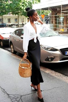 c9204a0c 11 Ways to Wear a Button-Down That Prove You Can Basically Live In It