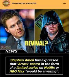 Dc Comics Series, Netflix Series, Supergirl, Arrow, Arrows
