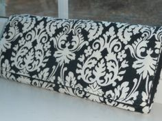 CLEARANCE Wallet  Damask by DesignHerStyles on Etsy, $20.00