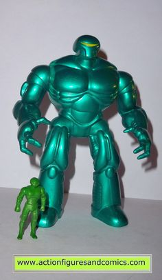 Toy Biz action figures for sale to buy: X-MEN / X-FORCE series 1994 WARSTAR 100% COMPLETE Condition: Excellent. Figure size: approx. 5 inch ------------------------------------------------------------