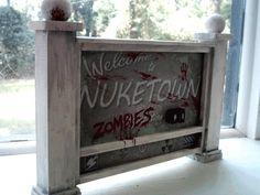 Nuketown Zombie Sign by faustdavenport.deviantart.com on @deviantART