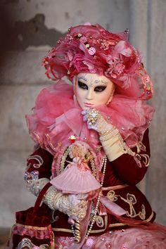 Carnaval de Venise  | by laperlenoire