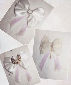 Bow options for my serenity heels