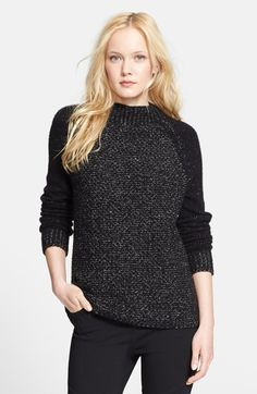 Vince Seed Stitch Sweater