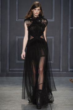Vera Wang A/W 2014-15 Ready to Wear #NYFW