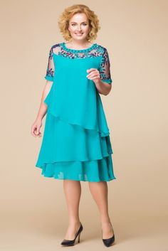 Plus Size Womens Clothing Discount Modest Dresses, Plus Size Dresses, Elegant Dresses, Plus Size Outfits, Casual Dresses, Dame Chic, Party Dresses With Sleeves, Frock For Women, High Fashion Outfits