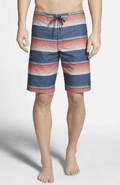 Jack+O'Neill+'Resin'+Stripe+Board+Shorts+available+at+#Nordstrom