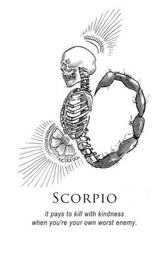 is an ever-growing collection of free daily horoscopes, money and career horoscope for the day, happiness tips for all zodiac signs, love horoscopes, sun sign compatibility and holiday horoscopes. Art Scorpio, Scorpio Zodiac Facts, Scorpio Woman, Zodiac Art, Astrology Zodiac, Scorpio Zodiac Tattoos, Scorpio Constellation Tattoos, Scorpio Symbol, Scorpio Traits