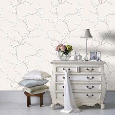 Apple Blossom Tree Natural Wallpaper