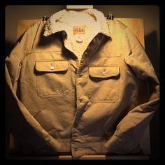 3eb2e94a6f GAP sherpa lined khaki