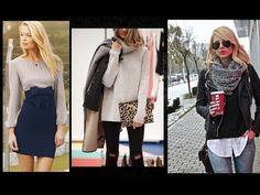 moda otoño invierno 2015 - Buscar con Google