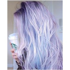 21 Pastel Hair Color Ideas for 2016 ❤ liked on Polyvore featuring hair