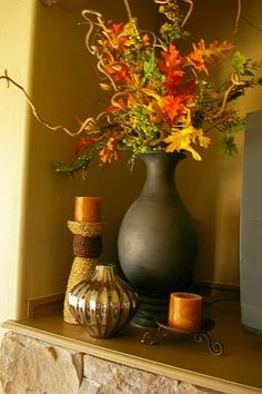 8 Ideas For Mixing Up Fall Decor Bryle Homedecor