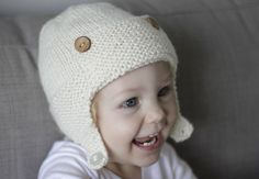 Aviator Hat Cream