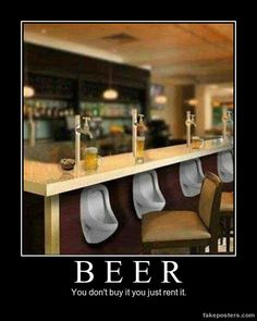 Beer - now that's the truth