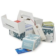 Press kit to promote the range of opertunites Syddanske Medier (client) offers - one at a time!