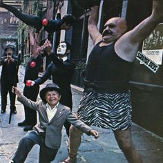 """""""Strange Days"""" (1967, Elektra) by The Doors.  Their second LP.  Contains """"People Are Strange."""""""
