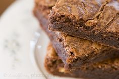 peanut butter nutella brownies
