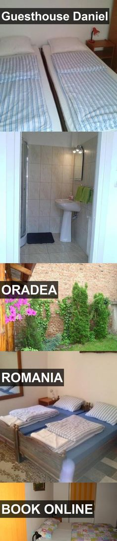 Hotel Guesthouse Daniel in Oradea, Romania. For more information, photos, reviews and best prices please follow the link. #Romania #Oradea #travel #vacation #hotel