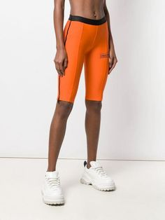 f8a2e17736 Heron Preston knee-length cycling shorts $214 - Buy SS19 Online - Fast  Global Delivery