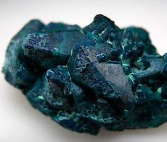 Dioptase, Plancheite after Calcite from Tantara Mine, Katanga, Republic of Congo [db_pics/pics/af444b.jpg]