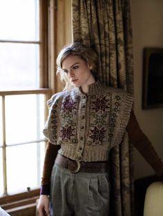 Geirhild - Nordic Tweed